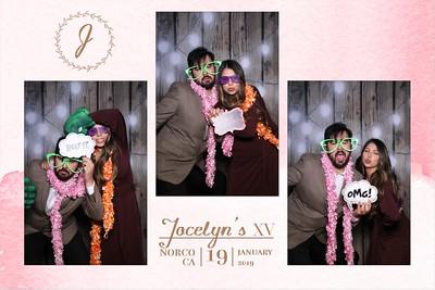 Jocelyn's XV