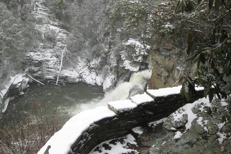 Plunge Basin Overlook