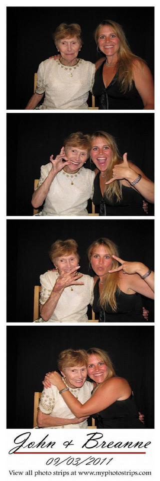 Breanne & John (9-3-2011)