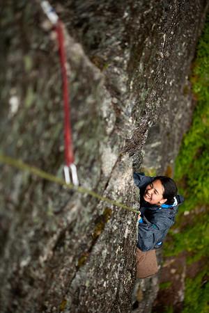 Climbing Toto