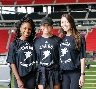 CHUBB Foundation Youth Football Camp 2019