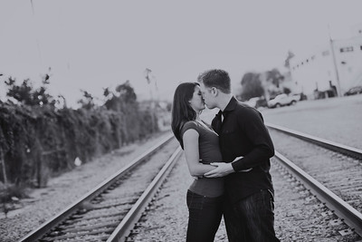 Kimberly and Andrew : Engagement