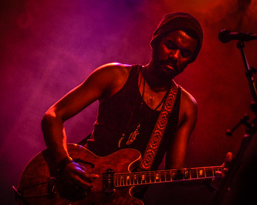 Gary Clark Jr - New Orleans House of Blues 11/25/13