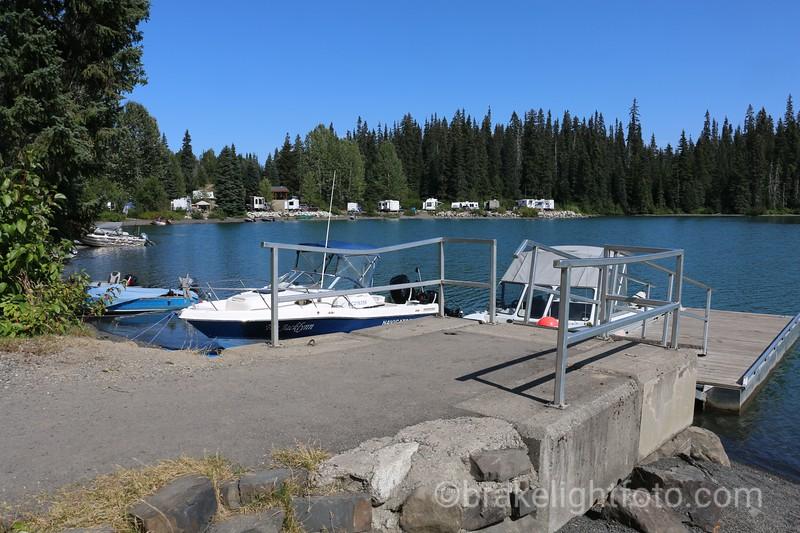 Meziadin Lake Provincial Park