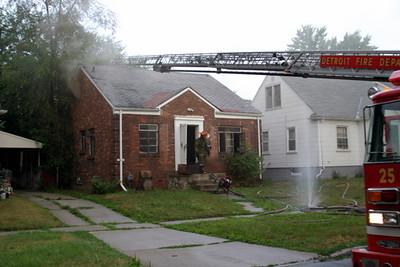 House Fire ~ Coyle & Tyler