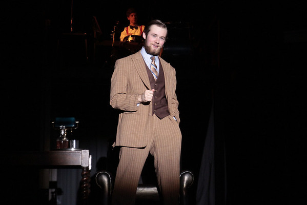 The 39 Steps - Spring Play, 2014