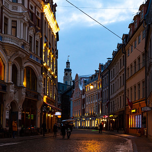 Latvia, Riga and Adazi