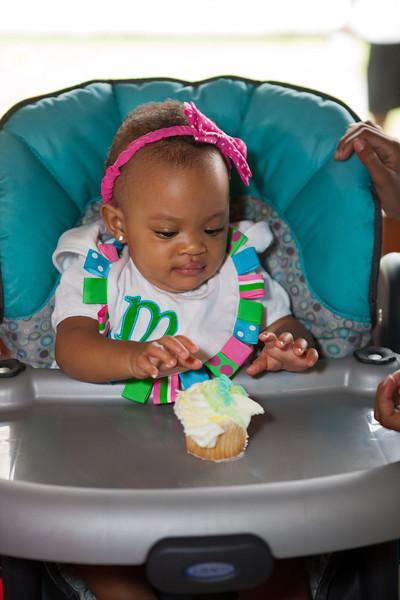 Moriah's First Birthday Party