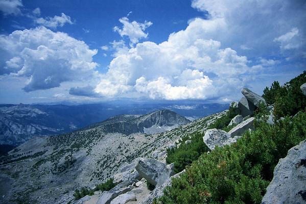 Rose Lake Trip + Mt Hooper Ascent II, July 2003