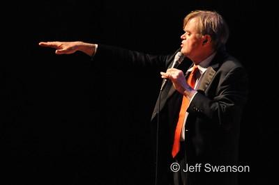 Garrison Keillor-Merrill Auditorium-2.10.10