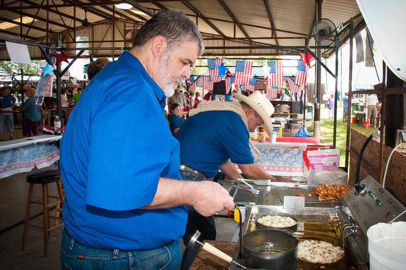 2012 St. Mary's Homecoming Bazaar