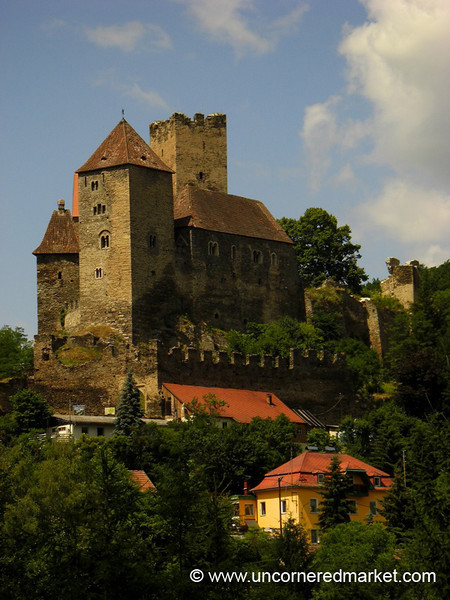 Hardegg Castle - Austria