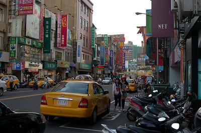 Downtown Hsinchu