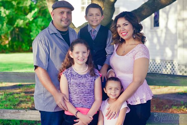 Sanchez Family Photos Sept. 2015