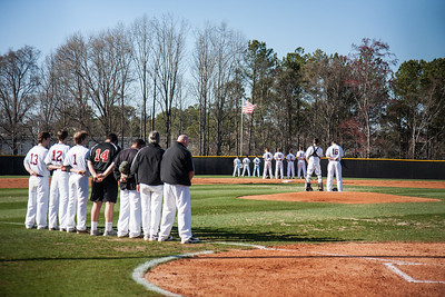 Walker Baseball 2014, Mt Pisgah, Mar 20