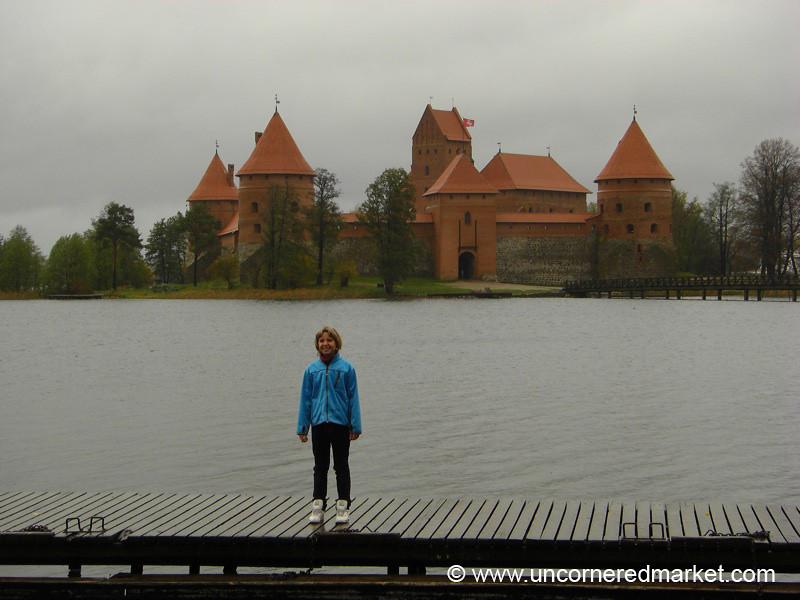 Trakai Castle - Vilnius, Lithuania