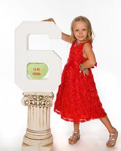 Faith - 6 Years Old