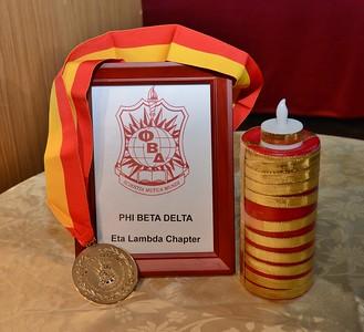 Phi Beta Delta 2017
