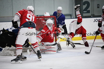 WPI vs Colby Sawyer College - Playoff - Feb 13