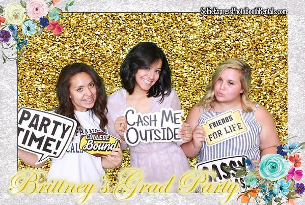 Brittney's Grad Party 2018