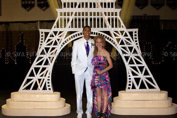 '12 Clark Prom