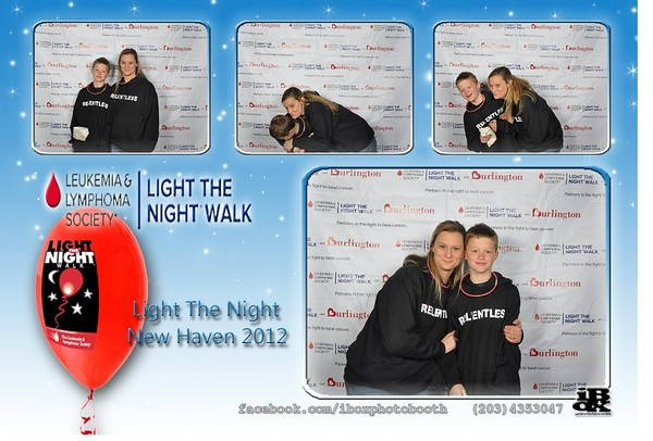 light the night New Haven 2012