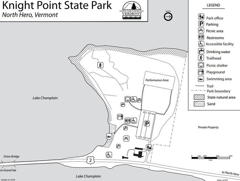 Knight Point State Park