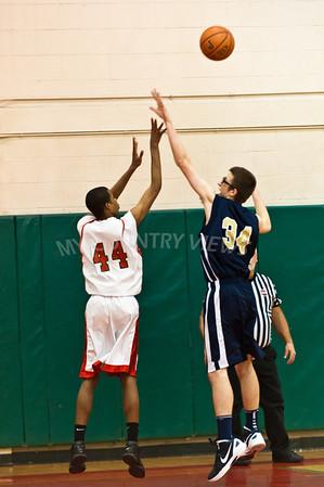 2011 JCS Freshman Basketball