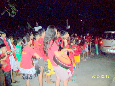 Caroling 2012