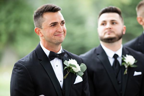 Parker & Alex Wedding Sneak Peeks
