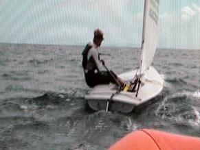 Laser Boat Handling DVD, crash boat angle