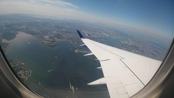 Skies of New York