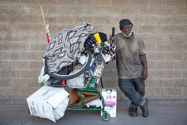 Homeless Carts