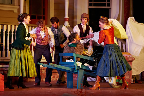 Livermore Shakes - Merry Wives of Windsor