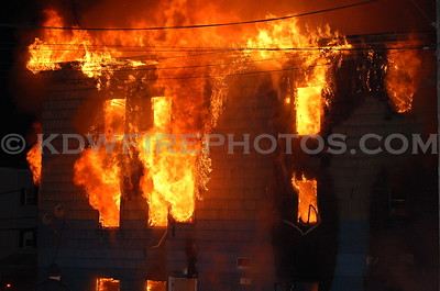 Lawrence, MA - 3rd Alarm - 369 Lowell St - 2/21/06