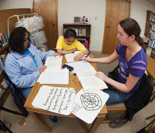 Sycamore Readers 2012 - Vigo County Library