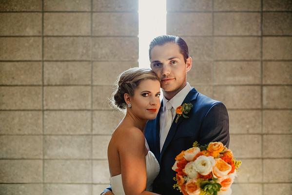 Jordan + Sarah | A Wedding Story