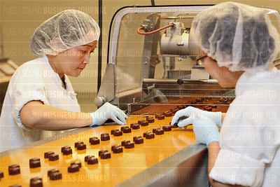 Fran's Chocolates continues to innovate in its new production facility and headquarters in Seattle, Wash.