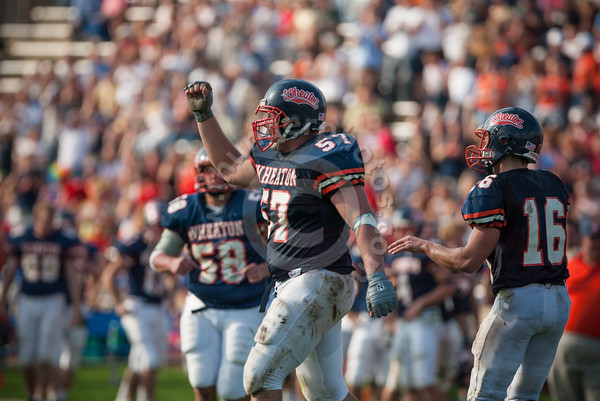 Wheaton College Football 2003