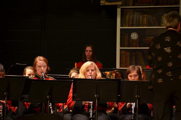 SMMHS Instrumental Department Winter Holiday Concert - December 6, 2010