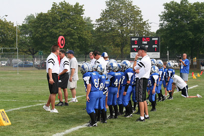 Shelby Lions Football Club - 2006 Freshman Team