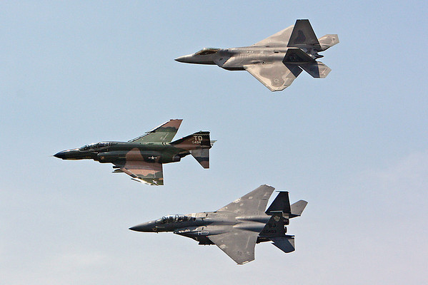 Langley AFB Air Show 2008