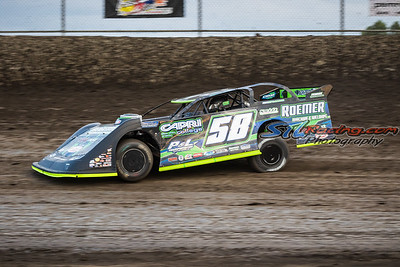 UMP DIRTcar Late Models - Jacob Dearing Photos