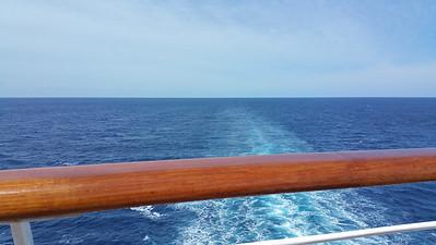 Day at Sea Mar 19