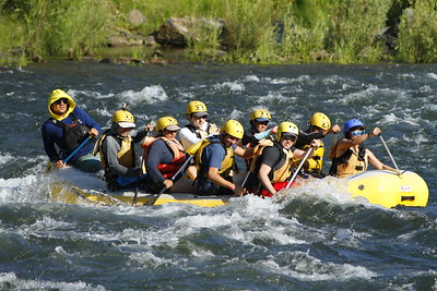 210710 Photos Whitewater rafting