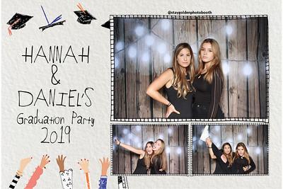 Hannah and Daniel's Graduation Party