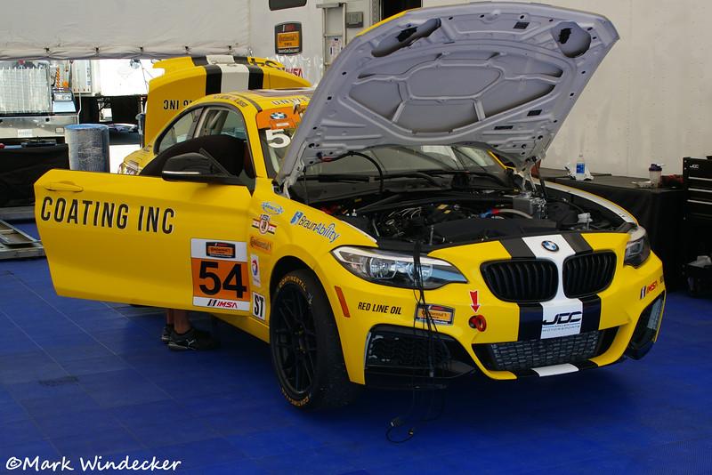 ST JDC-Miller Motorsports BMW 228i