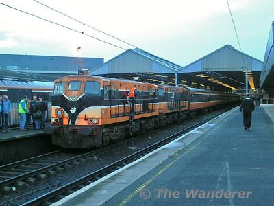 I.T.G. Plan C Railtour. Sat 8th October 2005