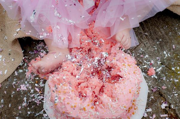 Kaelyn 1st Birthday