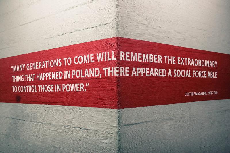 Solidarnosk Centre GDansk